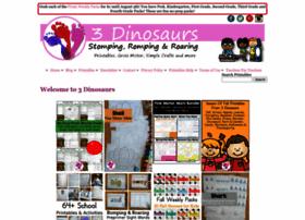 3dinosaurs.com