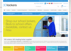 3dlockers.co.uk