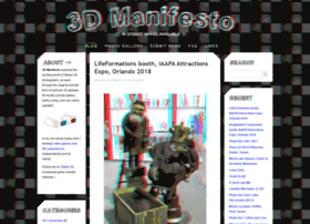 3dmanifesto.com
