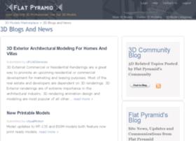 3dmodelblog.flatpyramid.com
