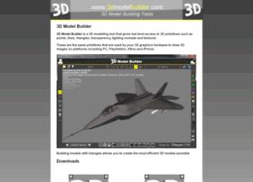 3dmodelbuilder.com