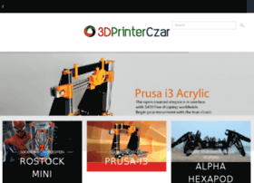 3dprinterczar.com
