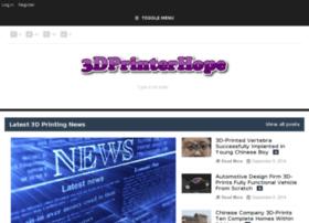 3dprinterhope.com