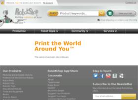 3dprinting.robotshop.com