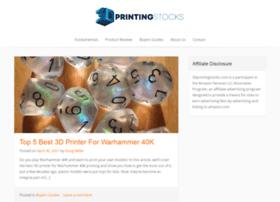 3dprintingstocks.com