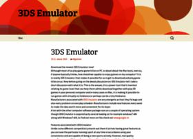 3dsemulator83.wordpress.com