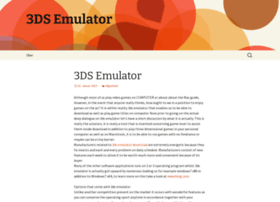 3dsemulator90.wordpress.com