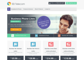 3dtelecom.co.uk