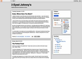 3eyedjohnny.blogspot.com