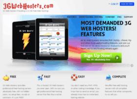 3gwebhosters.com