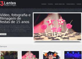 3lentes.com.br