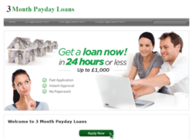 3monthpaydayloans3.co.uk