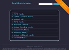 3my98music.com