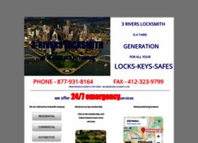3riverslocksmith.com