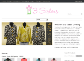 3sistersclothing.com