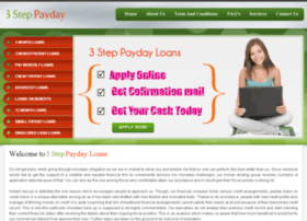 3steppaydayloans.co.uk