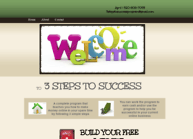 3stepstosuccessprogram.webstarts.com
