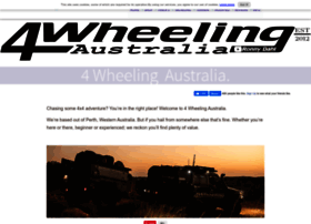 4-wheeling-in-western-australia.com