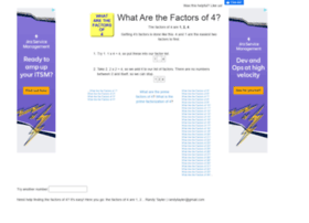 4.what-are-the-factors.com