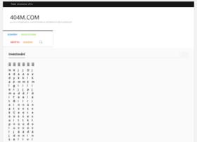 404m.com