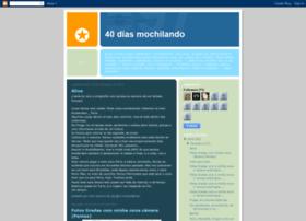 40diasmochilando.blogspot.com