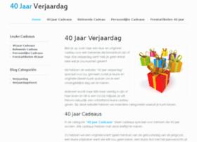 40jaarverjaardag.com