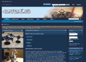40kforums.com