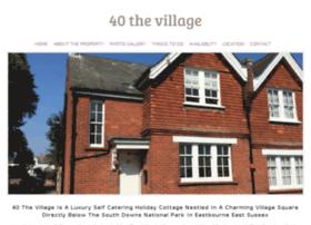 40thevillage.co.uk