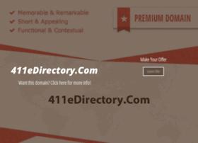 411edirectory.com