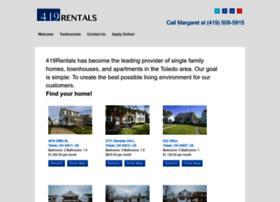 419rentals.com