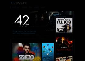 42entertainment.com