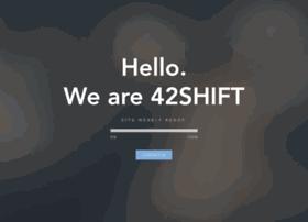 42shift.com