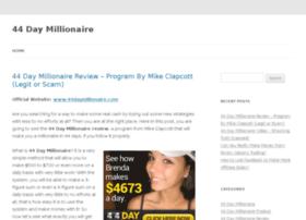 44daymillionaires.com