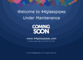 44glasspipes.com