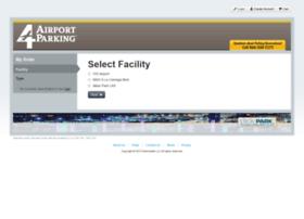 4airportparking.clickandpark.com