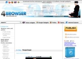 4browser.com