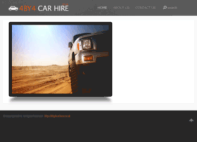 4by4carhire.co.uk