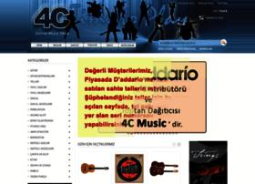 4cmusic.com