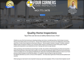 4cornershomeinspect.com