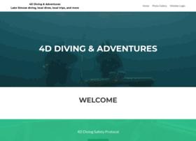 4ddiving.com