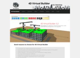 4dvirtualbuilder.com