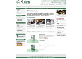 4eins.net