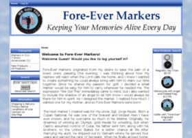 4evermarkers.com