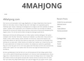 4mahjong.com