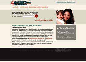 4nannies.com