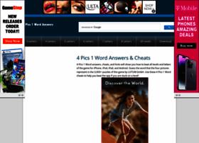 4pics1word-answers.com