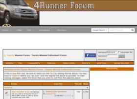 4runnerforum.com