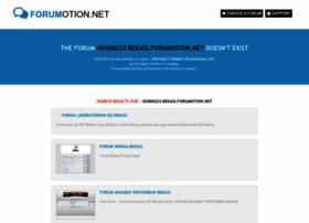 4shmig33-bekasi.forumotion.net