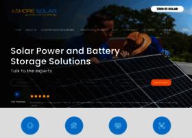 4shoresolarelectrical.com.au