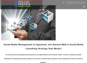 4socialmediaconsulting.com